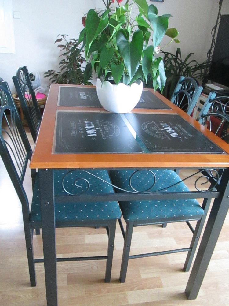 Table salle à manger et table basse 0 Dijon (21)
