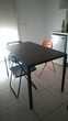Table salle à manger 120x70x75