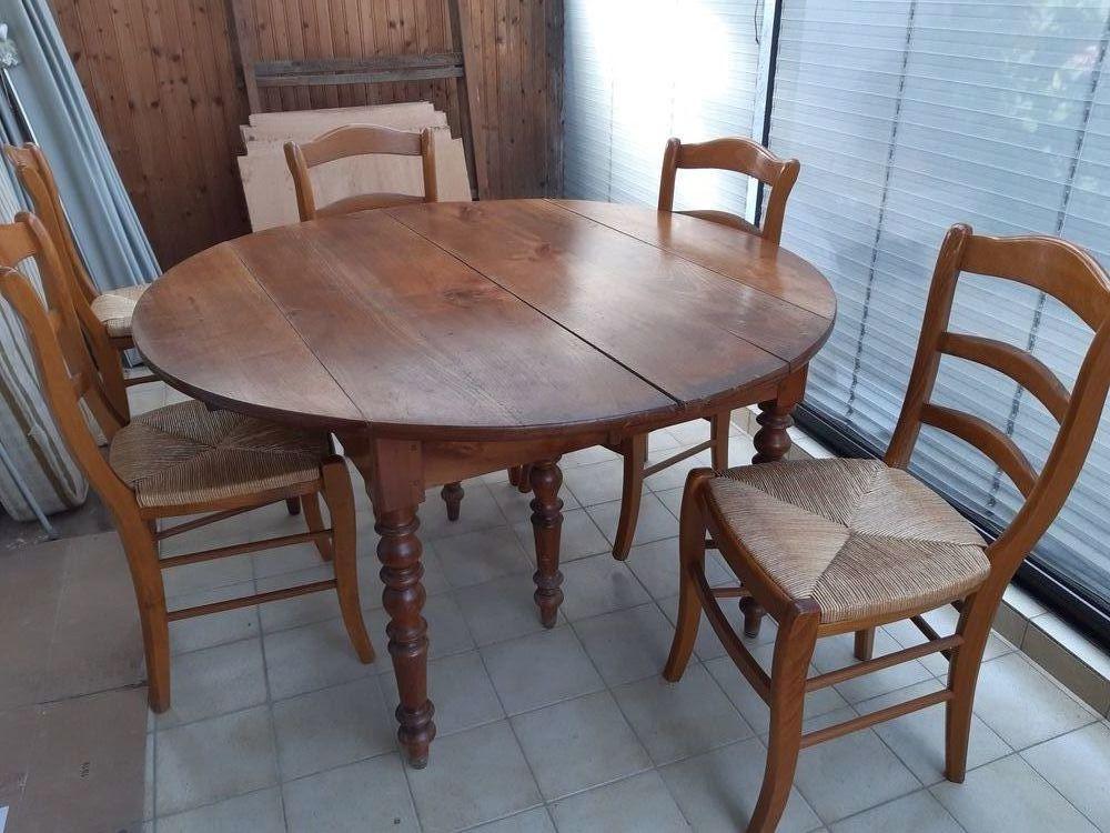 Table salle à manger 200 Rannée (35)