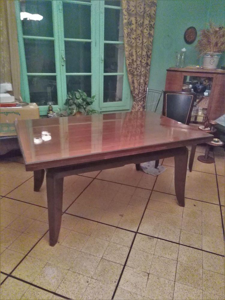 table de salle à manger vintage 500 Beauvoisin (30)