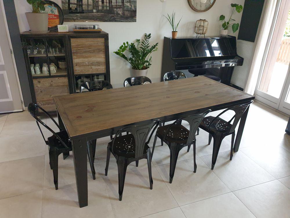 Table salle à manger industriel  0 La Buisse (38)