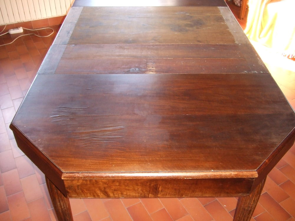 Table salle à manger ancienne 80 Saales (67)