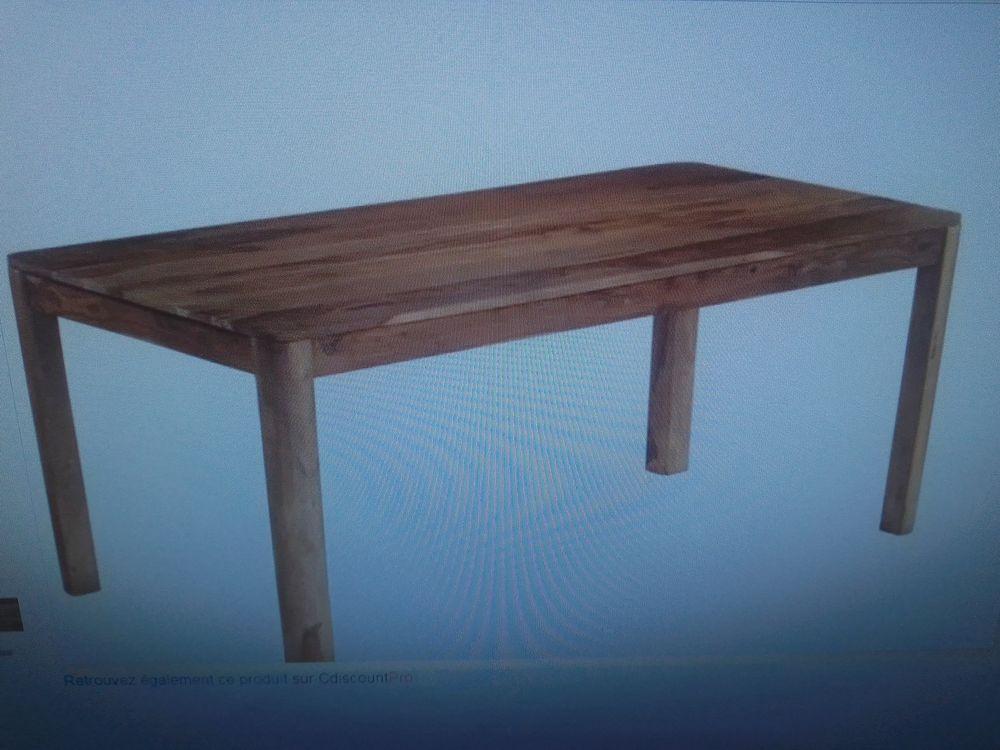 Table de salle à manger en bois 190 Valleiry (74)