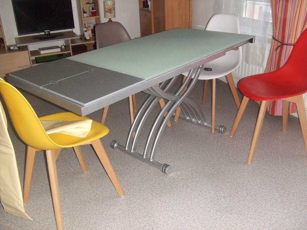 Table de salle à manger ou table basse selon vos besoins 200 Valence (26)