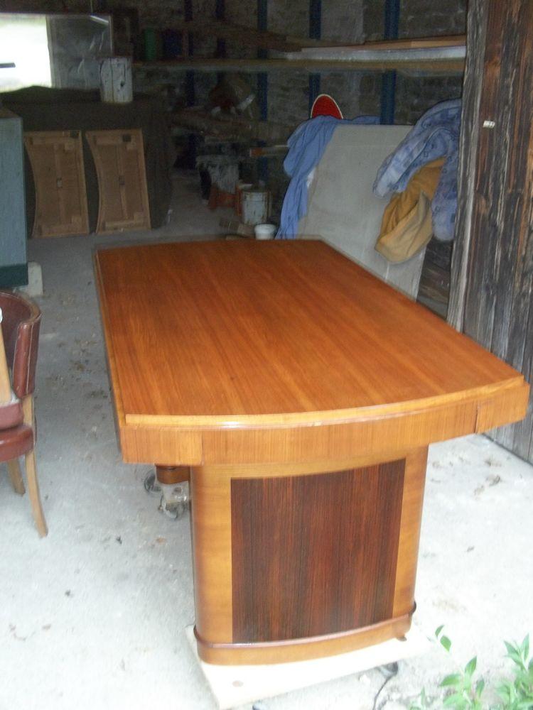 Table salle à manger Art Déco ***prix à débattre*** 1650 L'Étang-Vergy (21)
