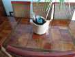 Table de salle à manger avec 6 chaises. Meubles