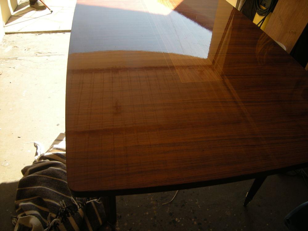 table salles a manger bois vintage année 1960 50 Thiais (94)