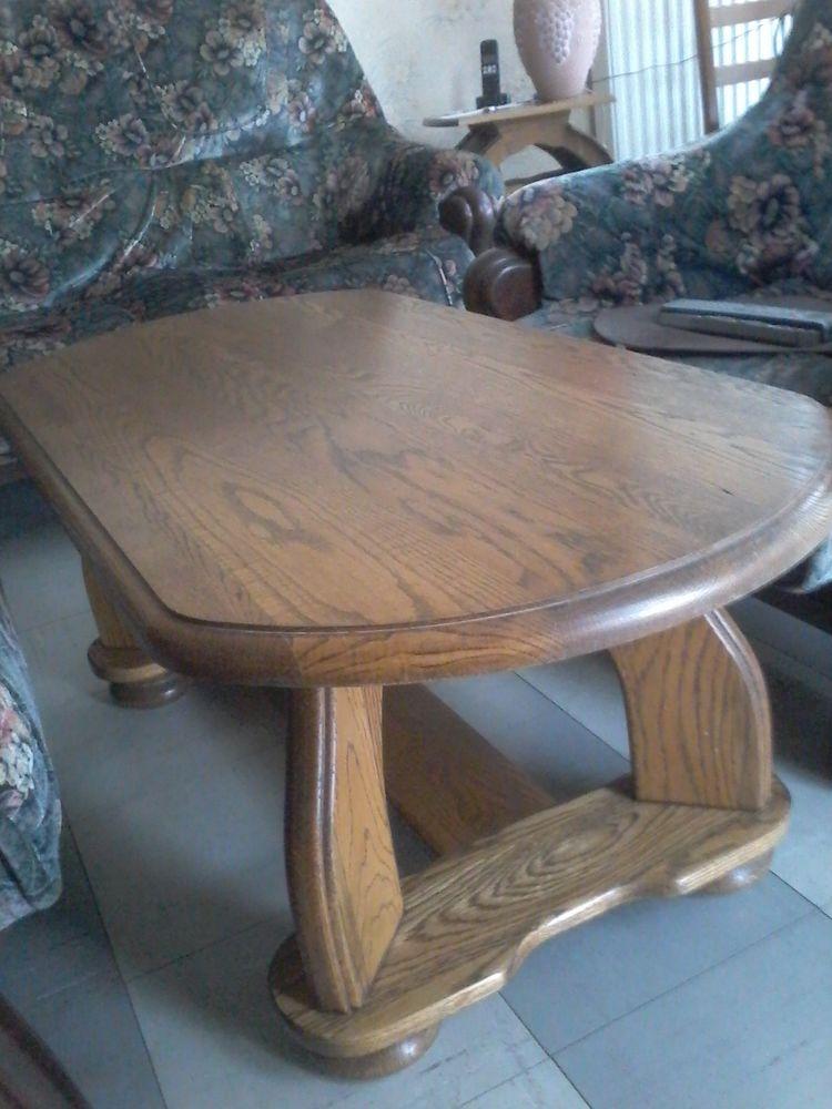 Table  de salon en bois massif 170 Tourcoing (59)