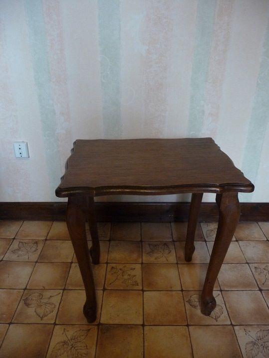 Table de salon carrée 15 Bouvignies (59)