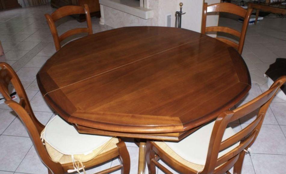 Table de salon + 4 chaises 150 Marseille 13 (13)