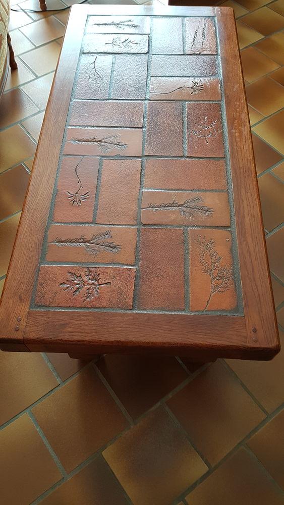 TABLE SALON CHENE PRIX EN BAISSE 80 Saint-Pryvé-Saint-Mesmin (45)