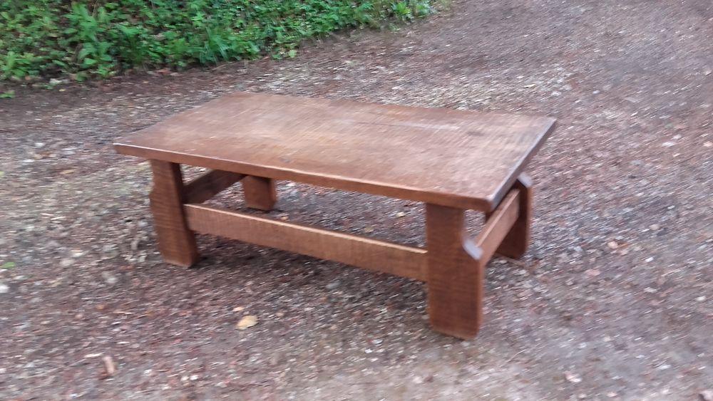 Table salon en chêne 50 Saint-Philbert-sur-Risle (27)