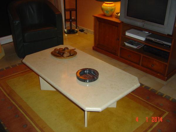Achetez table de salon occasion annonce vente l for Table en marbre occasion