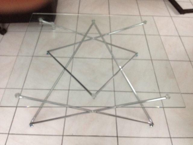 Table de salon DESIGN en verre 50 Roncq (59)