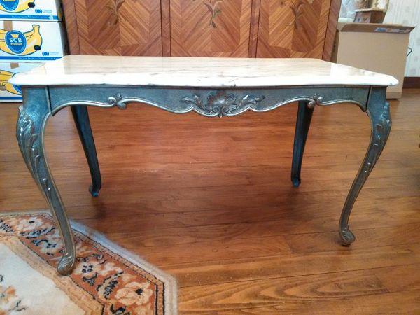 Tables basses marbre occasion annonces achat et vente de Table salon marbre