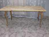 TABLE DE SALON EN MARBRE 25 Nans-les-Pins (83)