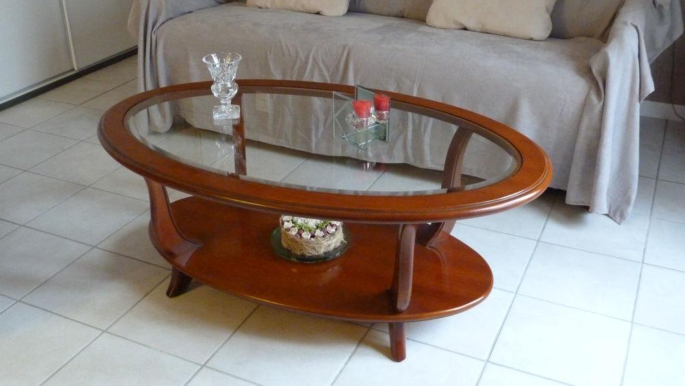 table de salon Merisier 60 Sornay (71)