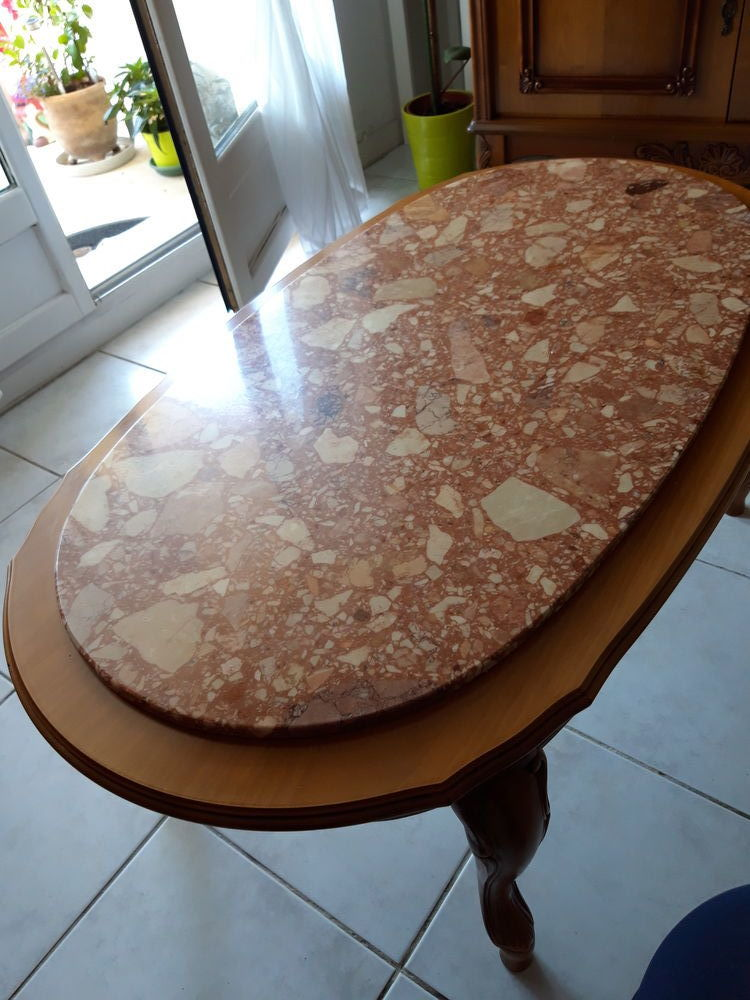 table salon merisier 50 Tarbes (65)