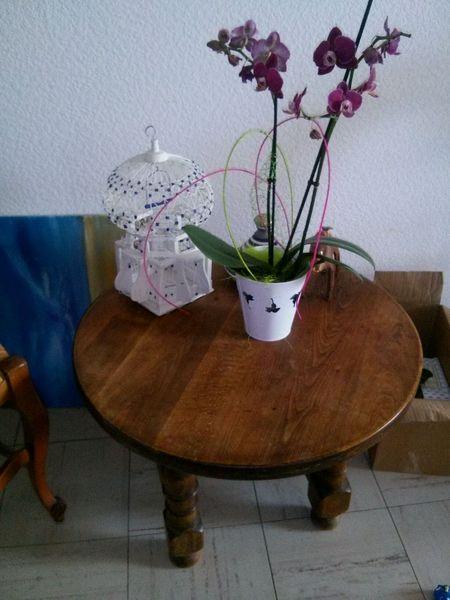 table salon ronde  100 Aytré (17)