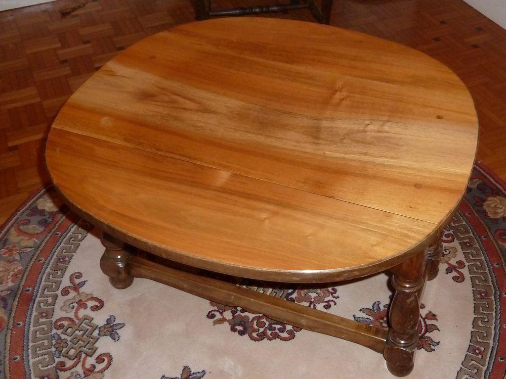 TABLE DE SALON RUSTIQUE (RABATTABLE) 60 Mérignac (33)