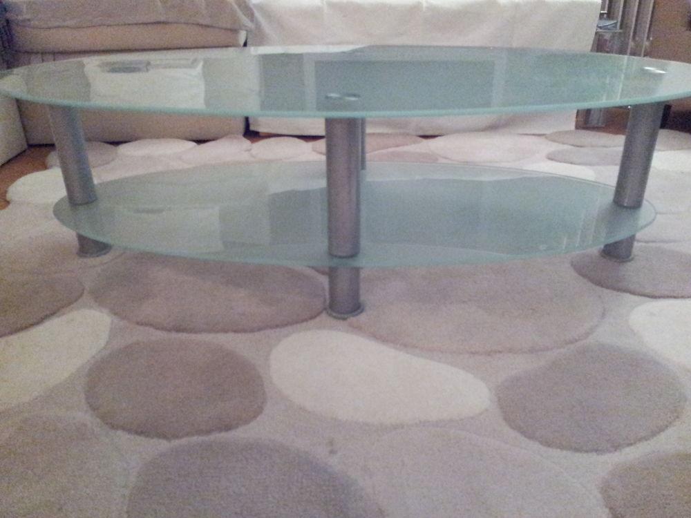 Table Salon en verre 55 Les Pavillons-sous-Bois (93)