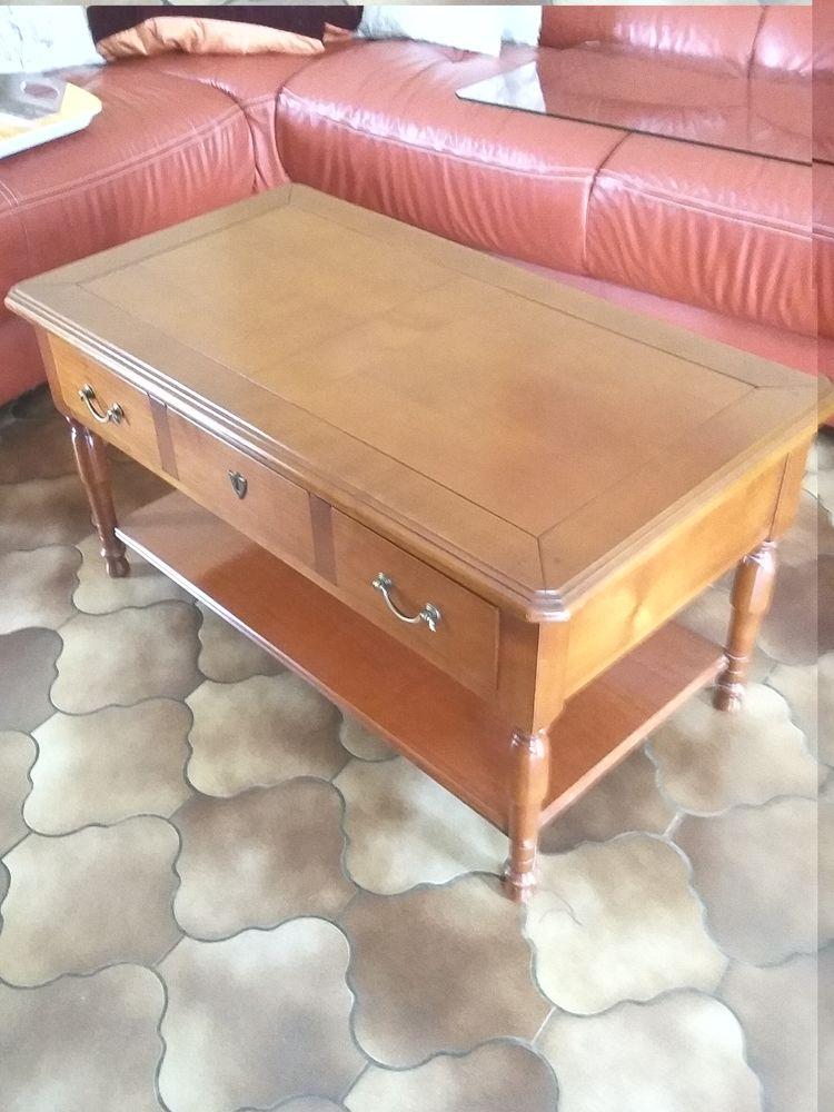 table de salon + verre de protection  0 Beaulieu-sous-la-Roche (85)