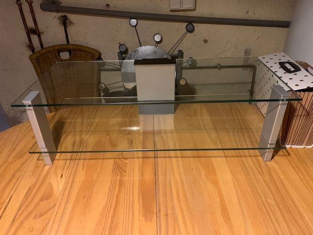 Table de salon en verre 140 Longlaville (54)
