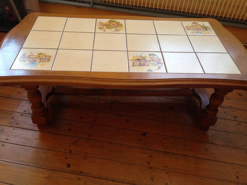 TABLE SALON VINTAGE 15 Bully-les-Mines (62)