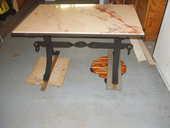 table de salon 0 Margency (95)