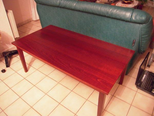 table de salon 15 Saint-Leu-la-Forêt (95)