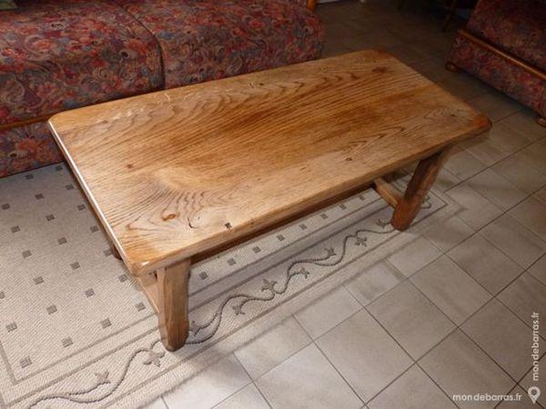 Table de salon 50 Saint-Planchers (50)