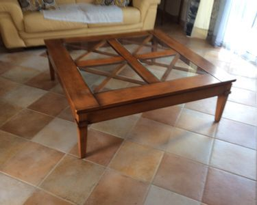 Table salon 80 Forcalqueiret (83)