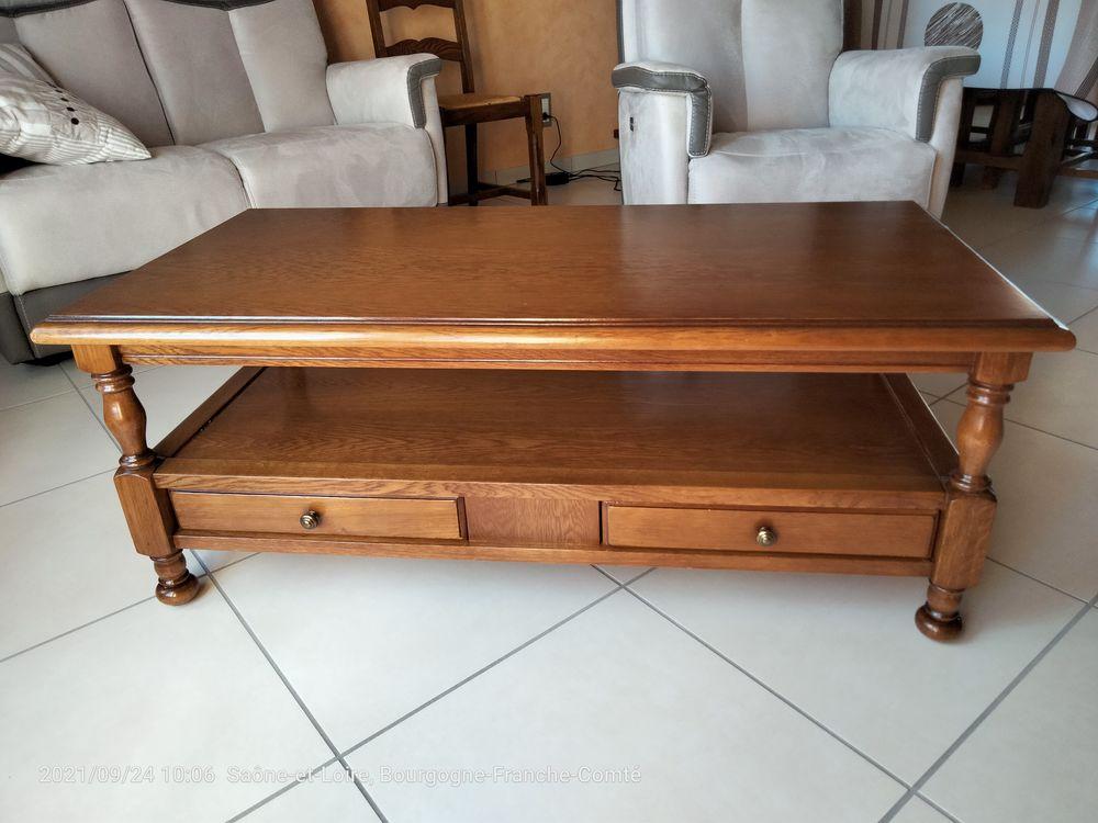 Table salon 90 Saint-Marcel (71)