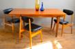 table scandinave à rallonge Meubles