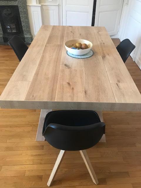 Table séjour avec 4 chaises 200 Vitré (35)