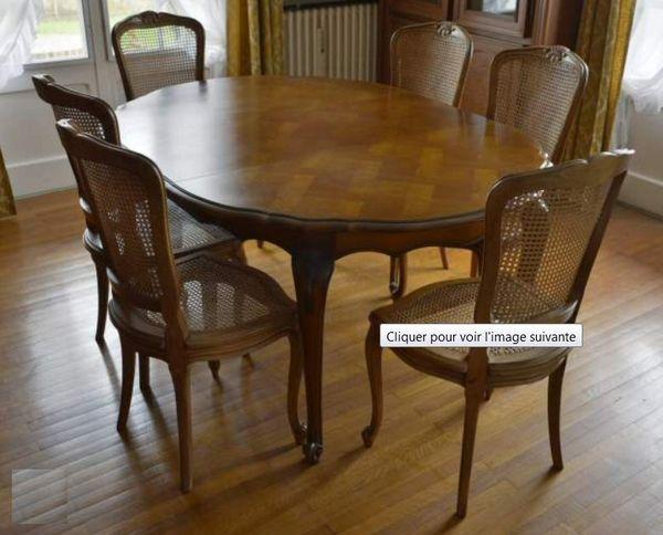 Table séjour et 6 chaises 0 Mâcon (71)
