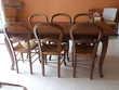 Table séjour rectangulaire