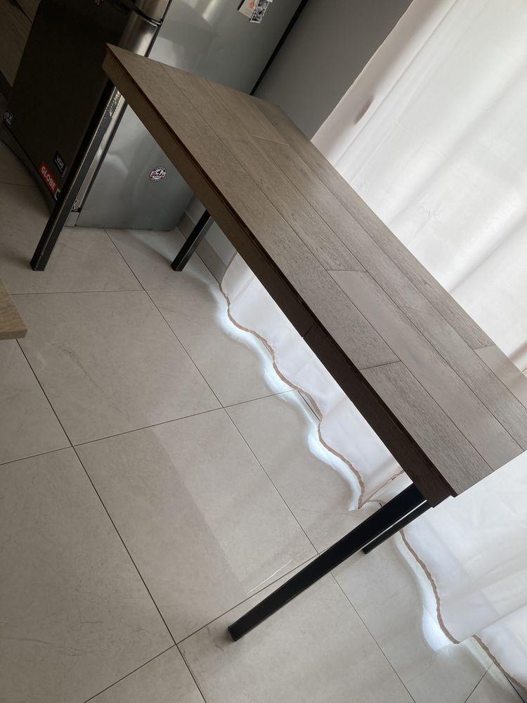 Table style industriel  150 Hagetmau (40)