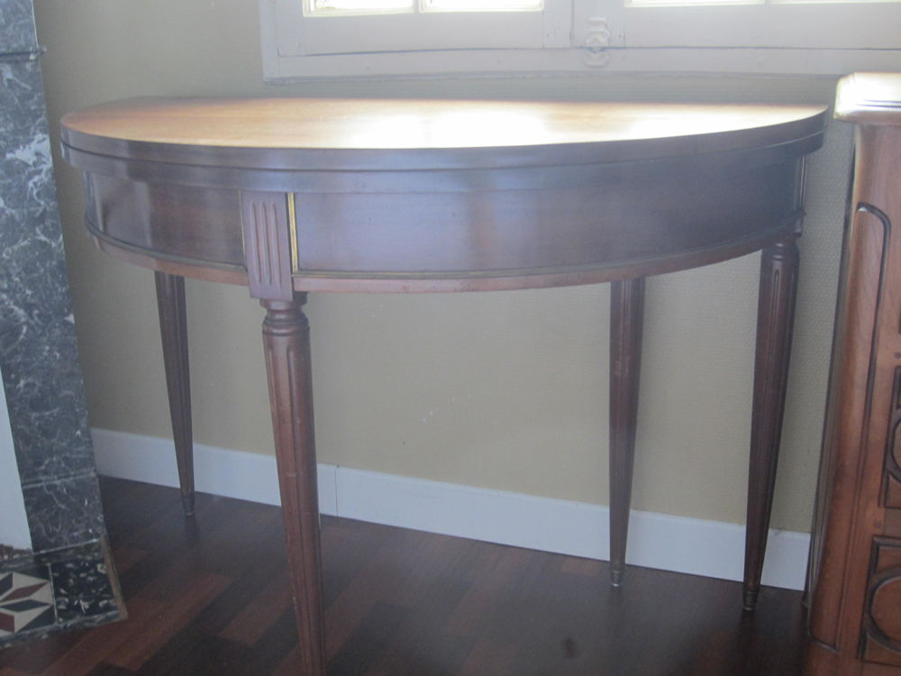 table style Louis XVI 250 Bordeaux (33)