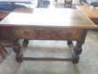 Table 1 tiroir en bois massif 120 X 70 220 Toulouse (31)