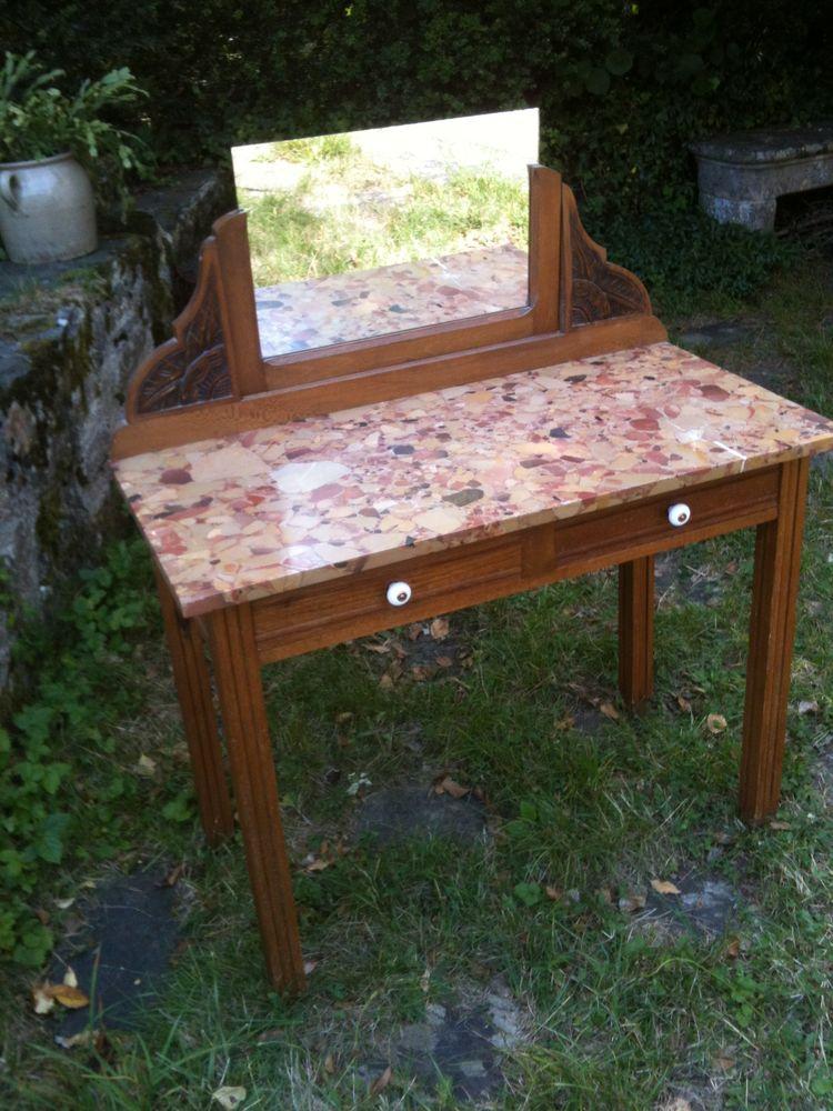 Table De Toilette Art Déco/vasque 165 Castres (81)