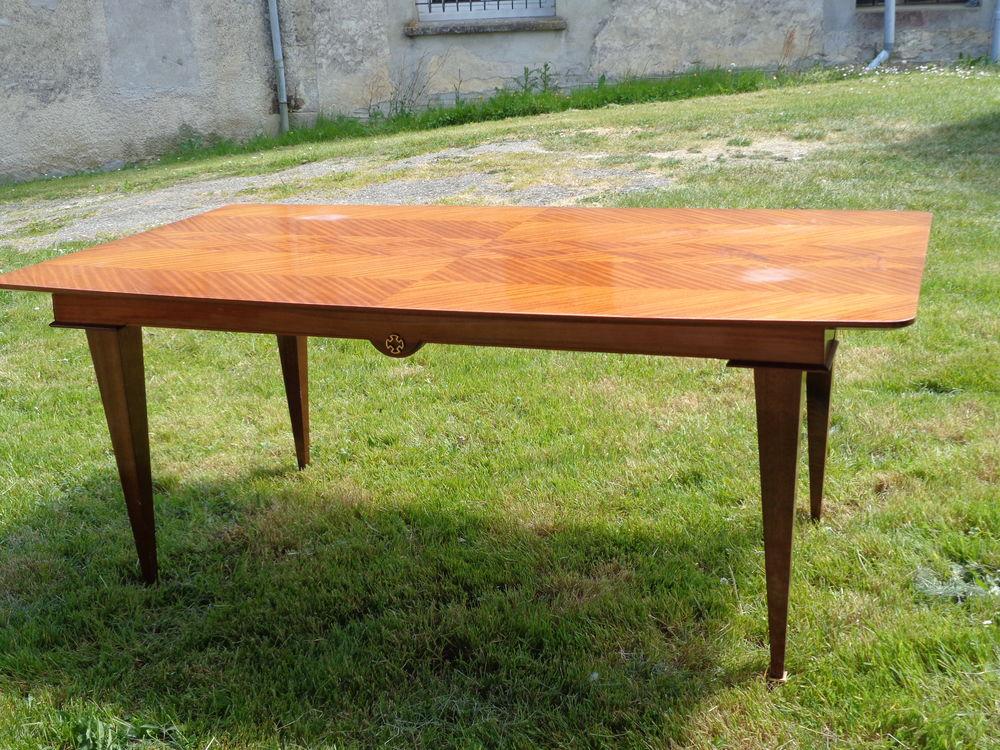 Table vernie année 50 50 Saint-Sève (33)