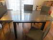 Table en verre Ligne Roset (extensible) Meubles