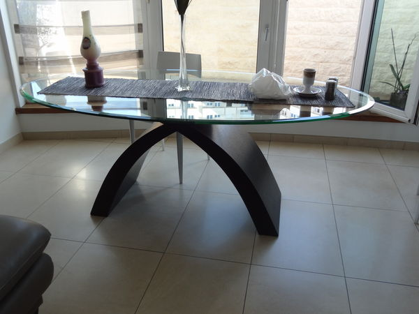 TABLE EN VERRE DE SALLE A MANGER 180 Charenton-le-Pont (94)