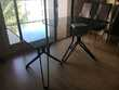 Table en verre trempé 130e