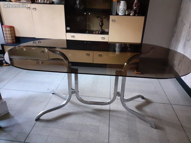 Table en verre 100 Oullins (69)
