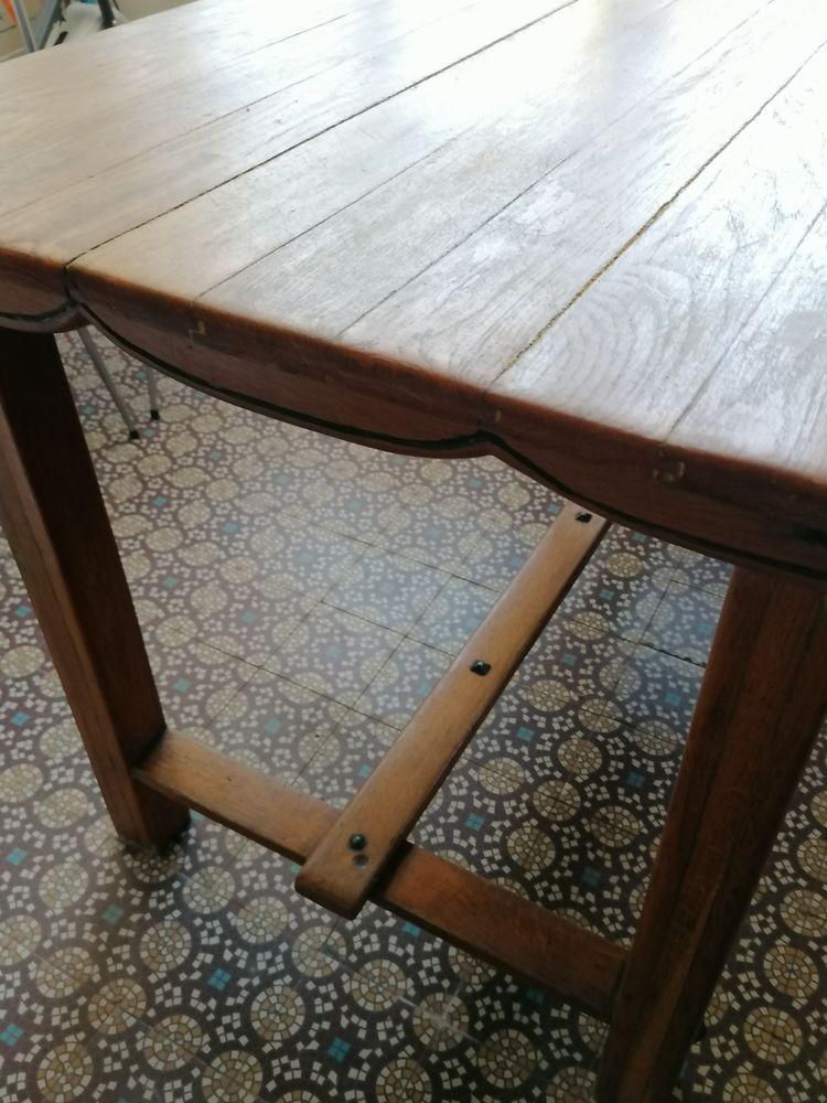 Table vintage style bohème  faite main.  100 Merville (59)
