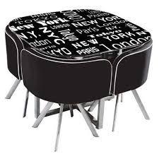 Table  New York  + 4 fauteuils 140 Verfeil (31)