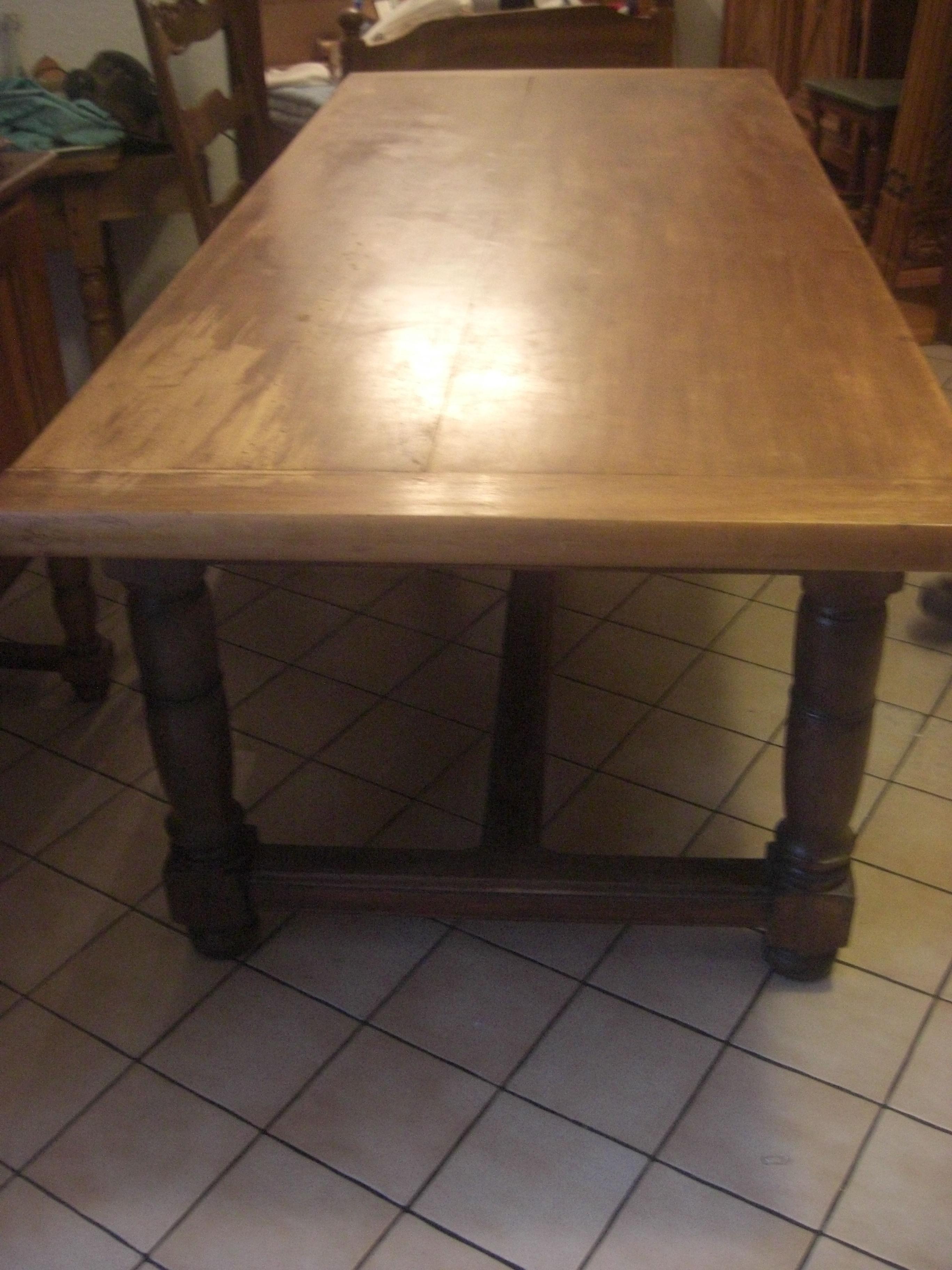 Table 450 Le Bourg-d'Oisans (38)