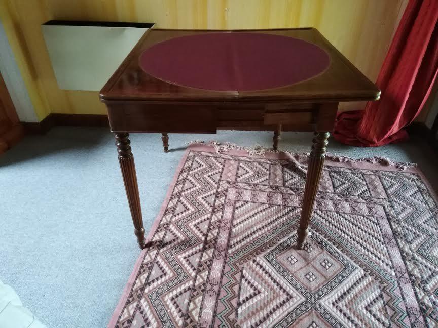 Table de jeu  150 Arvillard (73)